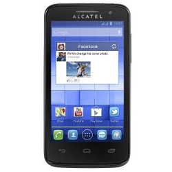 Unlocking by code Alcatel One Touch M Pop