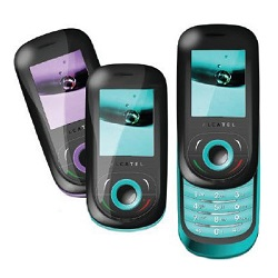 Unlocking by code Alcatel OT 380