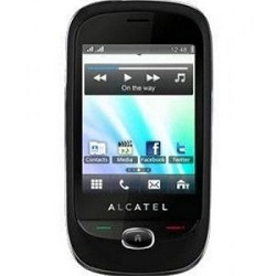 Unlocking by code Alcatel OT 907