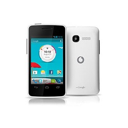 Unlocking by code Alcatel OT-Vodafone Smart Mini