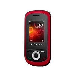 Unlocking by code Alcatel OT 390