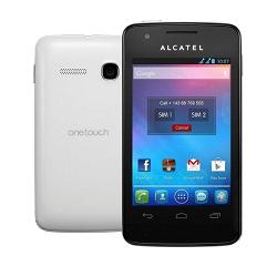 Unlocking by code Alcatel OT-4030E