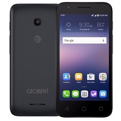 Unlocking by code Alcatel 4060A