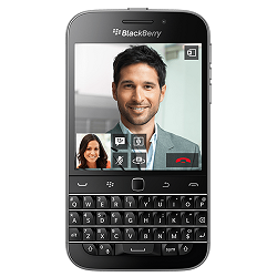 Unlocking by code Blackberry Classic