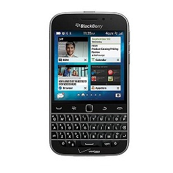 How to unlock Blackberry Classic Non Camera