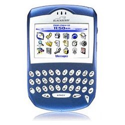 How to unlock Blackberry 7280