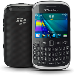 How to unlock Blackberry Curve 9320