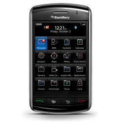 Unlocking by code Blackberry 9500 Storm