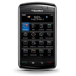 How to unlock Blackberry 9500 Storm