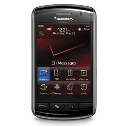 Unlocking by code Blackberry 9530 Storm
