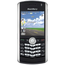 How to unlock Blackberry 8110 Pearl