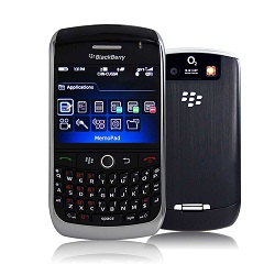 How to unlock Blackberry 8900 Curve