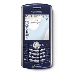 How to unlock Blackberry 8120