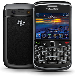 How to unlock Blackberry 9700 Bold