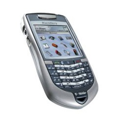 How to unlock Blackberry 7100