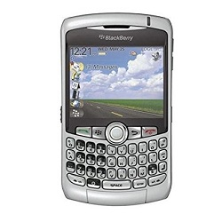 Unlocking by code Blackberry 8300 Curve