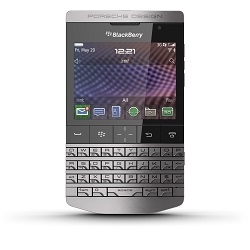 How to unlock Blackberry Porsche Design P9981