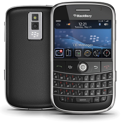 How to unlock Blackberry 9000
