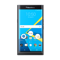 Unlocking by code Blackberry Priv