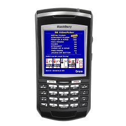 Unlocking by code Blackberry 7100x