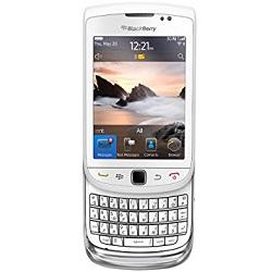 How to unlock Blackberry 9800 Torch