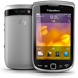 How to unlock Blackberry 9810 Torch