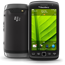 How to unlock Blackberry 9850 Torch