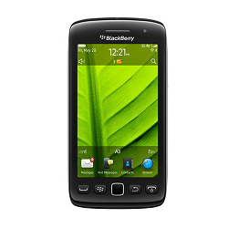 Unlocking by code Blackberry 9860 Torch