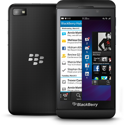 How to unlock Blackberry Z10