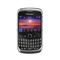 How to unlock Blackberry 9300 Curve 3G