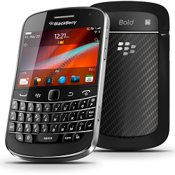 Unlocking by code Blackberry 9930 Bold