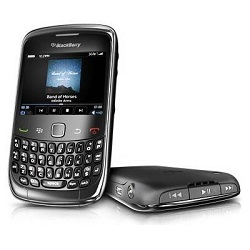 Unlocking by code Blackberry 9330 Curve 3G