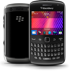 How to unlock Blackberry 9350 Curve