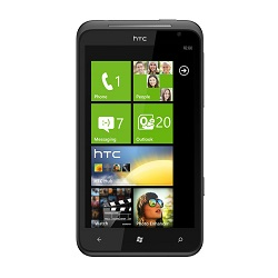 Unlocking by code HTC Titan II Windows