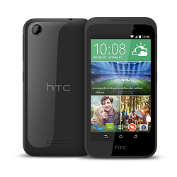 Unlocking by code HTC Desire 320