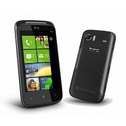 Unlocking by code HTC 7 Mozart