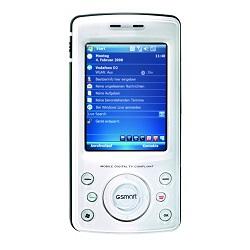 Unlocking by code HTC Gigabyte Gsmart T600