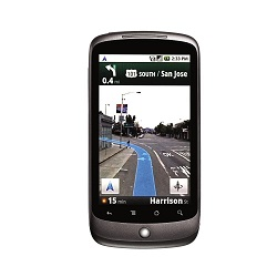 Unlocking by code HTC Google Nexus One