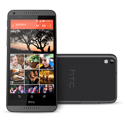 Unlocking by code HTC Desire 816