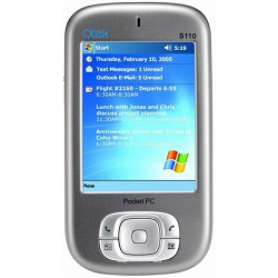 Unlocking by code HTC Qtek S110