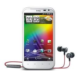Unlocking by code HTC Sensation XL