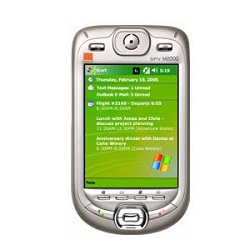 Unlocking by code HTC SPV M2000