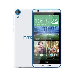 Unlocking by code HTC Desire 820