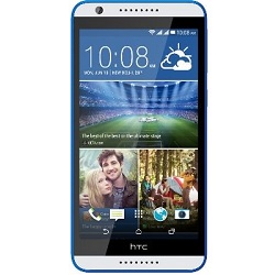 How to unlock HTC Desire 820G+