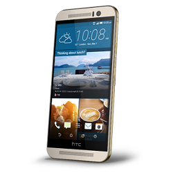 How to unlock HTC One M9