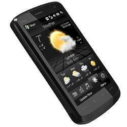 Unlocking by code HTC Touch HD