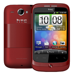 How to unlock HTC Wildfire