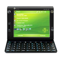 Unlocking by code HTC Advantage X7501
