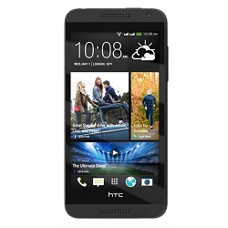 Unlocking by code HTC Desire 610