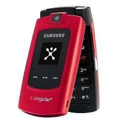 Unlocking by code HTC Cingular SYNC (Red)